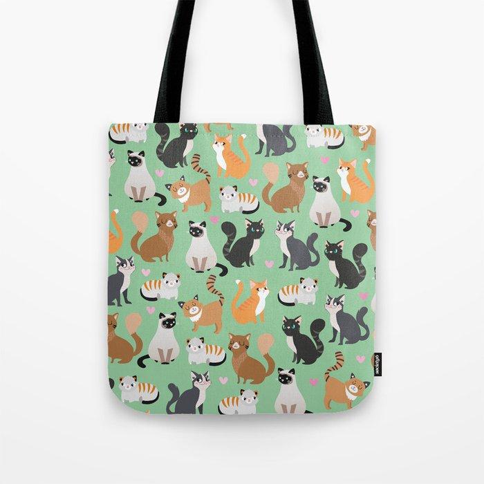 Cats cats cats Tote Bag
