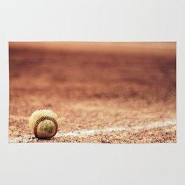Fair Ball fine art photography Rug