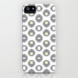 0705 pattern 3 iPhone Case