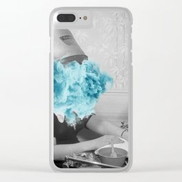 Suffering for Beauty Clear iPhone Case