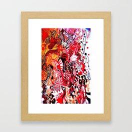Amped Framed Art Print