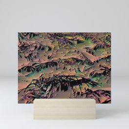 Flora Malfunction Mini Art Print