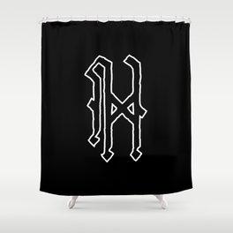 Haratan 5 Shower Curtain