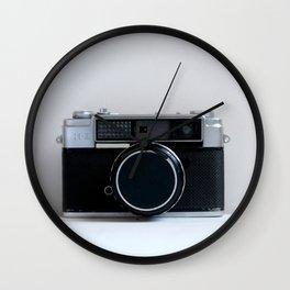 Oh Snap! Vintage Camera Wall Clock