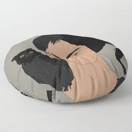 Insectiform M Floor Pillow