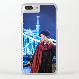 Le fabuleux destin d'Ines Poulain Clear iPhone Case