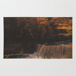 Tahquamenon Falls Rug