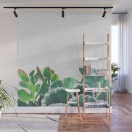 Plant Trio Wall Mural