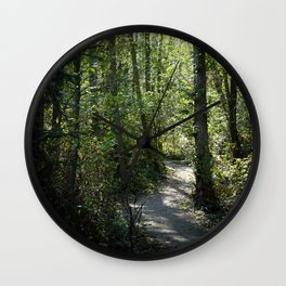 Shinrin-Yoku I Wall Clock