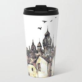 Ciudad fantasma Travel Mug