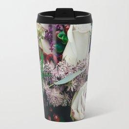 The Beauty of Flowers Travel Mug