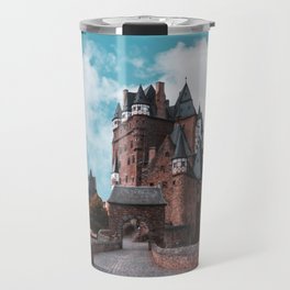 Burg Eltz Castle Germany Up in the Clouds Travel Mug