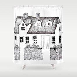 CASA_JAVIER Shower Curtain