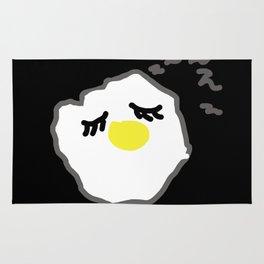 sleepy egg Rug