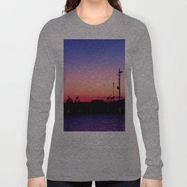 Subic Bay Long Sleeve T-shirt