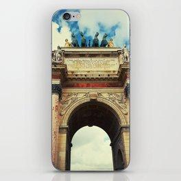 Arc de Triomphe du Carrousel iPhone Skin