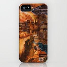 Saviour of Gallifrey iPhone Case