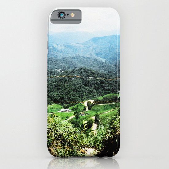 THE HILLS ARE ALIVE iPhone & iPod Case