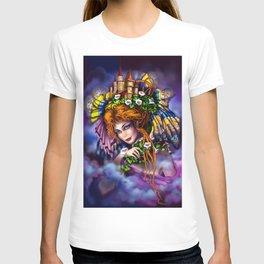 Fairy love and magic T-shirt