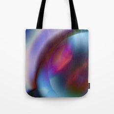 Color Vortex I Tote Bag