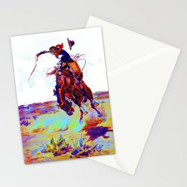 Charles Marion Russel Stationery Cards