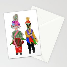El  Güegüense Stationery Cards