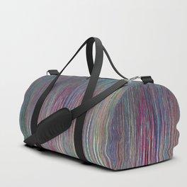 Bright stripes Duffle Bag