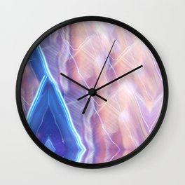 Rhapsody in E Major Wall Clock