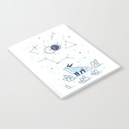 Arctic Nights Notebook