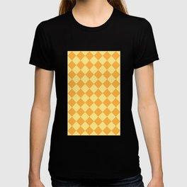 Diagonal Checkerboard III T-shirt