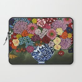 Amsterdam Flowers Laptop Sleeve