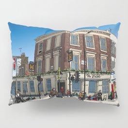 London Blue Sky Pillow Sham
