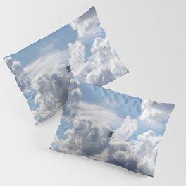 Free as a bird Pillow Sham