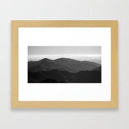 I was a lonely estate  Framed Art Print
