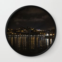 DUEROS' LIGHTS Wall Clock