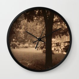 West Baden Wall Clock