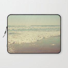 Oregon Beach Lomography Laptop Sleeve