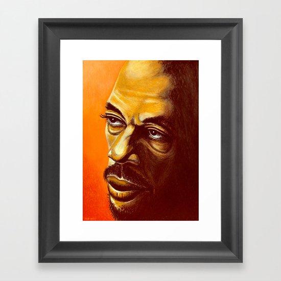 didier morville 2 Framed Art Print