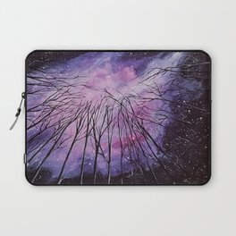 Galaxy, watercolor Laptop Sleeve