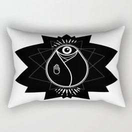 New Order of Things Rectangular Pillow