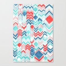 Pattern 31 Canvas Print