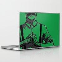 smash bros Laptop & iPad Skins featuring Smash. by Whittico