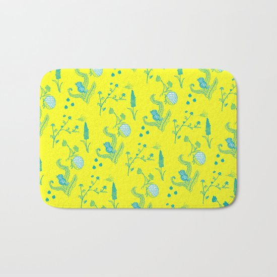 Design Based in Reality Bath Mat