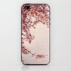 like springdays... iPhone & iPod Skin