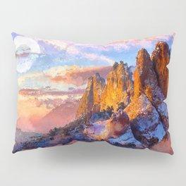 Artwork - Colorado Mountains Pillow Sham