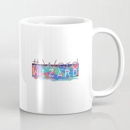 #Word Wizard Coffee Mug