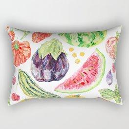 Summer Harvest Rectangular Pillow