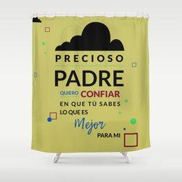 Precioso Padre Shower Curtain