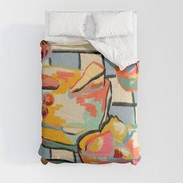 BREAD AND PASTA LOVE  Comforters