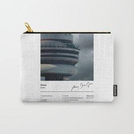 Drake - Views Album Illustration Hip Hop  Carry-All Pouch